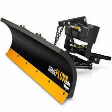 "Meyer Home Plow (80"") Auto Angle Hydraulic Snow Plow"