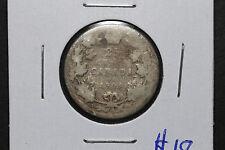 1903 Twenty Five 25 Cents Canada - King Edward VII - Silver Coin