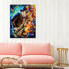 Modern Abstract Art Oil Painting Canvas Print Picture Home Wall Decor Unframed