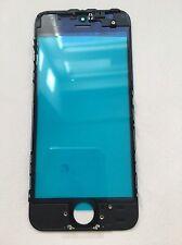 iPhone 5S Glas Scheibe Displayglas inkl. Rahmen / cold press frame schwarz black