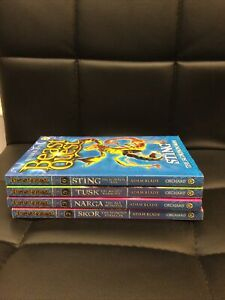 Beast Quest Series 3 (Books 2, 3, 5, 6) MISSING 2