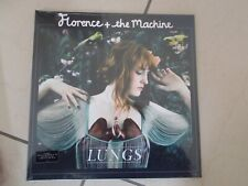 FLORENCE AND THE MACHINE - LUNGS - LP - VINYL - NEW - SEALED