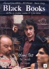 BLACK BOOKS - SERIES 2, THE COMPLETE (DVD, 2003) BRAND NEW!!! SEALED!!!