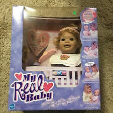 2000 Hasbro My Real Baby Doll RARE