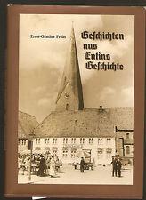 altes Buch GESCHICHTEN AUS EUTINS GESCHICHTE Mit vielen Abbildungen Ausgabe 1981