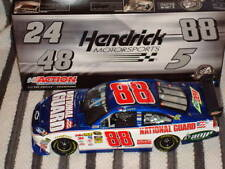 2010 Dale Earnhardt Jr National Guard Amp Diecast 1/24