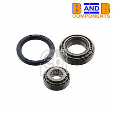 VW T2 CAMPER BAY FRONT WHEEL BEARING KIT FEBI BILSTEIN C553