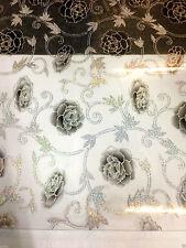Nappe de table Film pour Protection 90 cm transparent avec motif 2mm