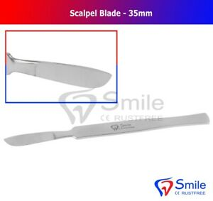 Scalpel With Blade 35mm Knife Holder Medical Students Dissecting Instruments New