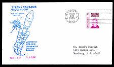 """1974 Titan-Centaur """"Proof Flight"""" With Nasa Sphinx Satellite - Pad 4 (Esp#3754)"""