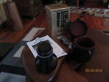 Nikon NIKKOR AI-S 15mm f/3.5 Ai-S Lens