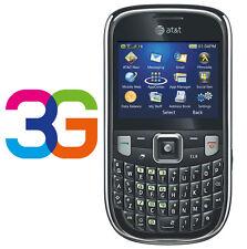 """ZTE Z431 (Sbloccato) 3G Telefono Tastiera QWERTY con 2.4"""" Display 2Mp Fotocamera GPS"""
