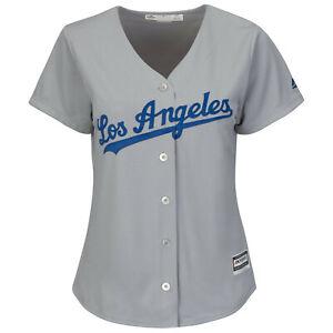 MLB Baseball Women's Jersey Los Angeles Dodgers Women Cool Base Majestic Jersey