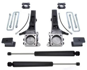 "2005-2019 Toyota Tacoma (6 Lug) 2wd 6.5"" Lift Kit W/ Shocks - MaxTrac K886864"