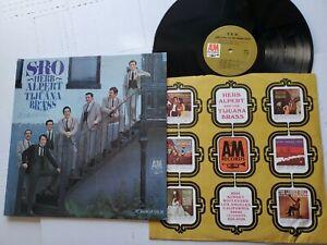 Herbe Alpert & The Tijuana Brass - S. R.O. 1966 Latin Jazz (LP) Mono VG+