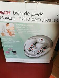 Fußbad FB 50 von Beurer Sprudelbad, Massagegerät
