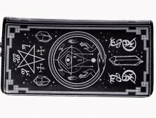 Banned Apparel Spellbinder Witch Wicca Magic Punk Adult Womens Wallet WT1486