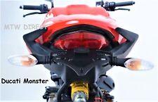 R&G RACING BLACK TAIL TIDY Ducati Monster 1200 (2016)