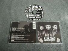Run DMC crown royal - CD Compact Disc