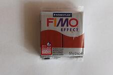 Fimo Modelliermasse FIMO® soft, Effekt metallic kupfer