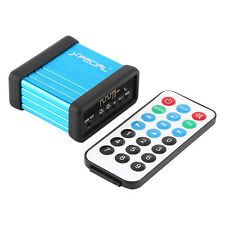 Portable Bluetooth Audio Receiver DAC Box f/ Car Speaker Amplifier Modify HighQ