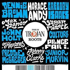 This Is Trojan Roots - Various Artists (NEW 2CD)
