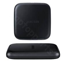 Original Samsung Galaxy S8 Plus Cargador rápido inalámbrico placa Pad de Carga Negro