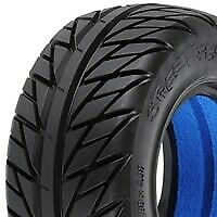 Pro-Line 'Street Fighter' Sc Tyres W/Closed Cell Inserts PL1167-01