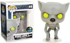 Funko Pop Harry Potter 49 Remus Lupin Werewolf Exclusive SUBITO DISPONIBILE