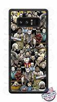 Chucky Jason Pinhead Freddy Krueger Phone Case Cover For iPhone Samsung LG etc