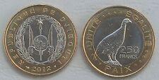 Dschibuti / Djibouti 250 Franc 2012 p42 unz.
