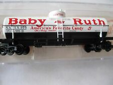 Micro-Trains #06500870 Nestle Baby Ruth #5 39' Single Dome Tank Car N-Scale