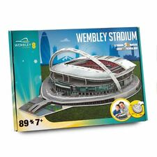 Wembley Stadium 3d Jigsaw Puzzle England Football Paul Lamond
