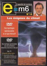 E=M6 LES ENIGMES DU CLIMAT - DVD