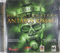 Antaeus Hostile Waters Antaeus Rising (PC, CD-ROM 2001)