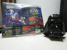 Star Wars Micro Machines Playsets Lot of 6Diff 1990s Darth Vader Droids Hoth