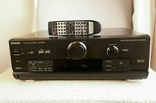 Quality Technics SA-DX750 5.1 Channel AV Control Receiver with Remote control