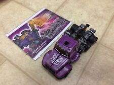 TRANSFORMERS OPTIMUS PRIME BOTCON 2012 SHATTERED GLASS G2 GENERATIONS TWO G1