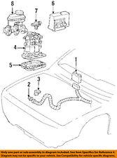 GM OEM ABS Anti-Lock Brake System-Control Module 16203637