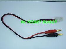 Cordon de charge Tamiya ,connecteur,prise (chargeur,accu,Lipo,imax b6)