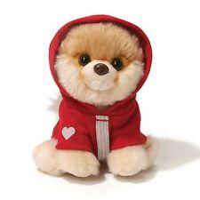 "Gund - Itty Bitty Boo Dog with Red Hoodie - 5"""