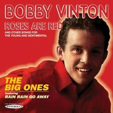 Roses Are Red & The Big Ones - Bobby Vinton (2013, CD NIEUW)