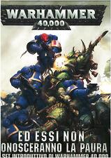 Games Workshop Citadel - Warhammer ed Essi Non Conosceranno la paura Set ITA