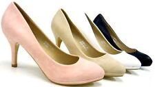 Markenlose Damenstiefel & -Stiefeletten mit Pump-Absatzart aus Kunstleder für Sehr hoher Absatz (Größer als 8 cm)