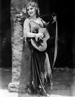 """Mary Pickford Vintage Photograph 8.5"""" x 11"""" Reprint"""