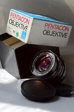 Objectif Lens PENTACON auto 2.8 / 29 mm MC M42 ** Exc ++ **