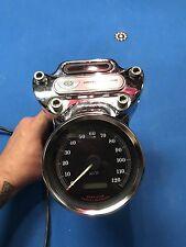 Genuine 2003 Harley Davidson 100th Anniversary Sportster Speedometer And Risers