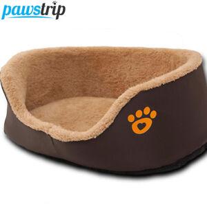 Cat Sleep Mat Dog Pet S M Soft Bed Lounger Nap Warm Plush Puppy Warm Blanket New