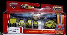 ORIGINAL Disney Pixar Cars Movie Box: Team Leak Less Crew (Red Box) 2009