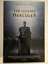 THE LEGEND OF HERCULES 11.5x17 PROMO MOVIE POSTER